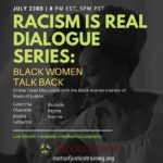 Black women talk back, July 23